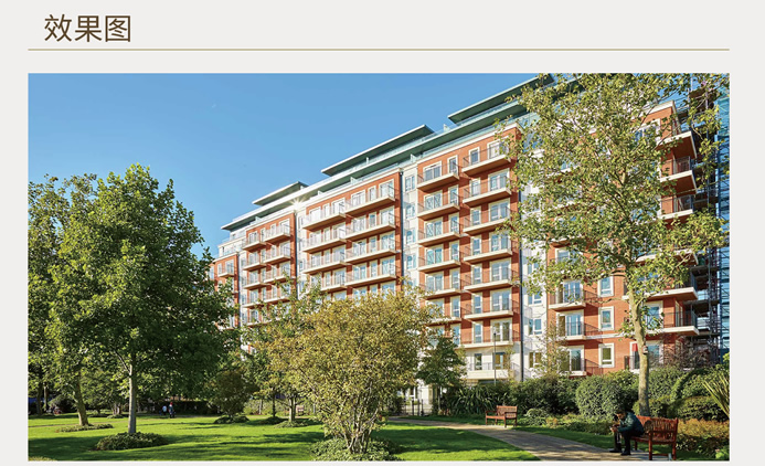 英国伦敦房产Beaufort Park